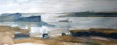 "SOLD AT RE+New Gallery, Woodbridge. ""The Alde at Slaughden"""