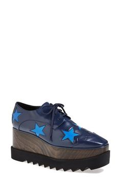 Stella McCartney Platform Oxford (Women) available at #Nordstrom
