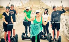 Groupon - 90-Minute Segway Tour of Tempe Town Lake or Desert Ridge for One, Two, or Four from Segway of Scottsdale (Up to 54% Off) in Multiple Locations. Groupon deal price: $39.0.00