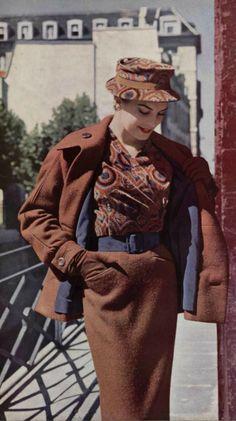 1954  Jean Patou