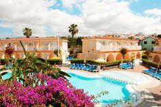 Parque Nogal - Bestil hotel i Maspalomas hos Spies Canary Islands, Bungalows, Mansions, House Styles, Home Decor, Maspalomas, Islands, Parks, Pictures