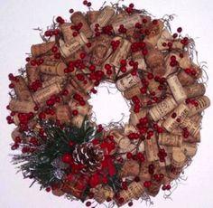 Ghirlande di Natale Fai-da-te 7