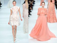Elie Saab Spring 2012 Couture Collection - Belle the Magazine . The Wedding Blog For The Sophisticated Bride