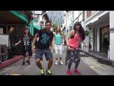 Can't stop the feeling - Justin Timberlake - Easy Fitness Dance Choreography - YouTube