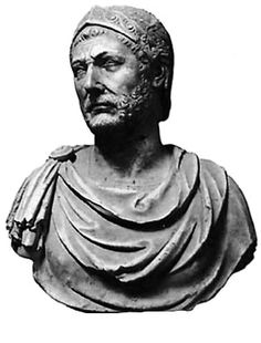 Hannibal Barca, one of the greatest general and miltary genius in human history