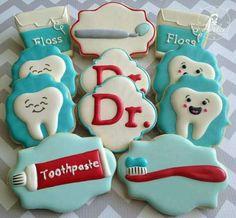 Dentista cookies