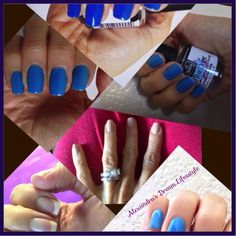Alexandra's Dream Lifestyle: Monday Mani: Tips and Treatments for long and Healthy Nails: