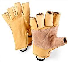 Metolius Unisex Rock Climbing Gloves