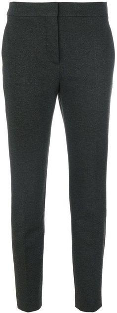 Max Mara classic cropped trousers