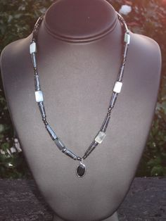 SImplicity Necklace by BerrysBaubles on Etsy, $25.00