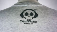 Some design detail on the back tag of one of our shirts. We use some of the softest best-fitting shirts out there! You'll love 'em. This picture is of the back tag of our skate is life tee. Find it at DeadPhonesClothing.com linked in bio. #deadphonesclothing  Shot with a Sony a6000 . . . #detail #design #clothingbrand #clothingcompany #tshirtline #tshirt #softshirt #fittedshirt #skull #branding #sony #sonya6000 #a6000 #photography #photographer #productphotography #littlerock #arkansas…