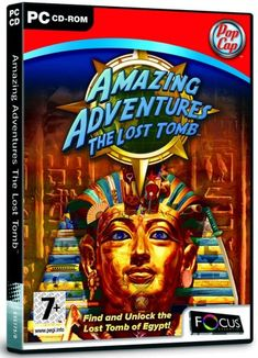 From 0.50 Amazing Adventures The Lost Tomb (pc Cd)
