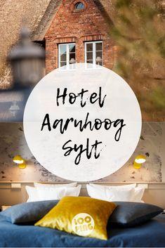 Das Hotel Aarnhoog in Keitum hat 11 liebevoll gestaltete Zimmer und Suiten in reetgedeckten Friesenhäusern und ist ein Kleinod im Herzen des Kapitänsortes Keitum auf Sylt. #Hotel #Hoteltipp #Boutiquehotel #Sylt #Reise #reisetipp  #Wochenende #Kurzurlaub #Nordsee