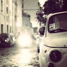Street lights and #Fiat500