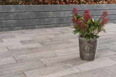 Natura Pflastersteine in Holzdielenoptik   #holzdielen #beton