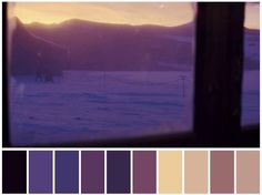 The Hateful Eight (2015) Dir. Quentin Tarantino Cinematography: Robert Richardson Production Design: Yohei Taneda