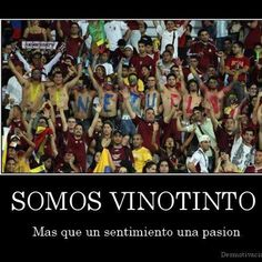 Somos Vinotinto...