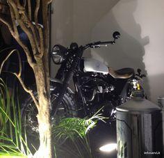 Kawasaki Moto Di Ferro Motorbike Design Workshop | Infoservi.it #bike #bikes #motorbikes