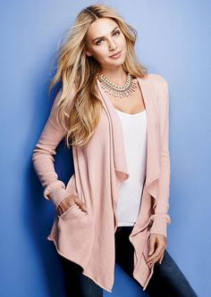 Cascade Pocket Cardigan Sweater - View All Sweaters - Sweaters - Clothing - Alloy Apparel