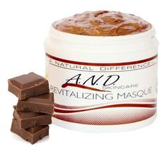 AND Revitalizing Masque available at Ravissant Clinical Day Spa by Medical Esthetician Melinda Woodhouse