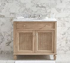 Shop sausalito single sink console from Pottery Barn. Our furniture, home decor and accessories collections feature sausalito single sink console in quality materials and classic styles. Vanity Cabinet, Vanity Sink, Bath Vanities, Vanity Tops, Wood Vanity, Sinks, Widespread Bathroom Faucet, Bathroom Faucets, Vanity Bathroom