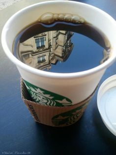 Reflections In My Coffee #coffee, #drinks, #pinsland, https://apps.facebook.com/yangutu