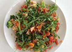 5 basisingrediënten voor een salade