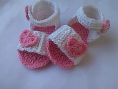 Ravelry: Baby Sandals pattern by AamraGul