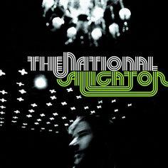 National,The - Alligator Green Vinyl Record