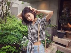 Jung so min 鄭素敏 Young Actresses, Korean Actresses, Asian Actors, Korean Actors, Actors & Actresses, Jung So Min, Korean Girl, Asian Girl, Shot Hair Styles