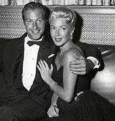 Lex with Lana Turner