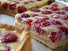 Cheese cake raspberry sour cream 57 new ideas Fruit Recipes, Sweet Recipes, Baking Recipes, Dessert Recipes, Cake Recipes, Kolaci I Torte, Good Food, Yummy Food, Sweet Pie