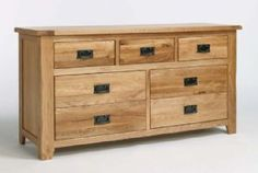 Westbury 3+4 Drawer Wide Chest