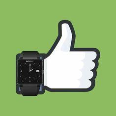 We like Sony SmartWatch !