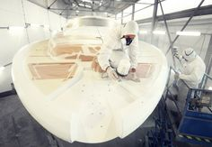 @CmmYachtService Yacht Painting Pershing 72 http://www.cmmyachtservice.com/website/verniciatura-yacht/