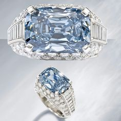 #Blue #Diamond. The stunning 45.52-carat diamond, originating from India was eventually stolen from the Crown Jewels by thieves in the French Revolution and then smuggled to London, finally coming to rest in the Smithsonian Natural History Museum in Washington, D.C.