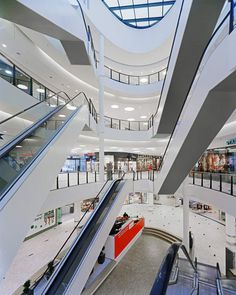 KOMM, Offenbach, DE Integrated design ATP architects engineers