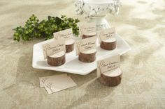 Rustic Wedding Favors By Kate Aspen  from rusticweddingchic.com