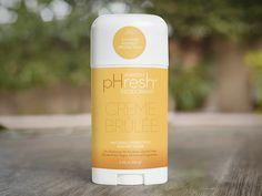 Creme Brulee Natural Deodorant