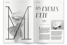 #layout #editorial #magazine #inspiration