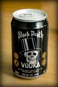 Black Death... In a can