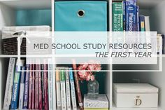 Med School Must Have Study Resources: The First Year — ANU MD PHD