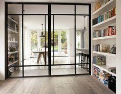Hoy he elegido unos preciosos cerramientos y puertas de hierro y cristal de estilo industrial para hablarte de este estilo,corriente o movimiento social, y...