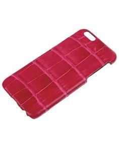 iPhone 6/6S/6 /6S  Case Alligator Fuxia