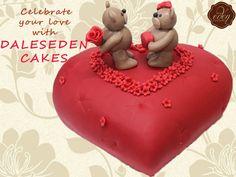 #Lovers #celebratewithcakes #thisvalentineday #lovecushioncake #giftyourlover #spreadlove #cakesaddlove #daleseden #dakesedencakeshop