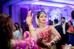 Nikitin & Kratika Had An Arranged Marriage; Kratika Had Royal Bridal Look In Red Pink Orange Lehenga Kratika Sengar Wedding, Indian Wedding Bride, Wedding Story, Indian Bridal, Wedding Couples, Wedding Photos, Indian Weddings, Wedding Events, Indian Wedding Photographer
