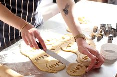 7 tips for homemade brilliant biscuits