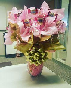 188 Best Candy Bouquet Diy Images On Pinterest Candy Arrangements