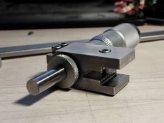 Atlas 10F Micrometer Stop - Home Model Engine Machinist