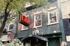 """The Ear Inn   326 Spring Street - NY, NY  btw. Greenwich and Washington    """"One of the oldest bars in New York City. The Hudson River water line used to come up to the edge of it before the land was filled in to create a bigger Manhattan. It's in one of the last Federal houses left in the city, Built in 1817"""" via @sfgirlbybay / victoria smith"""